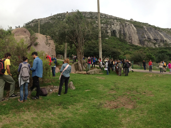 Aniversario del curso de flora nativa museo jard n for Jardin botanico cursos