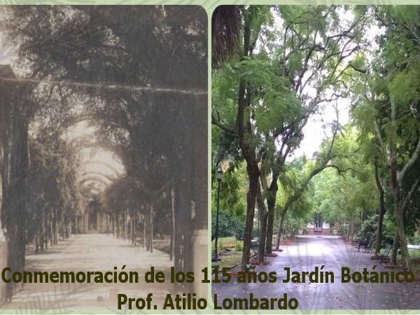 115 Años Jardín Botánico