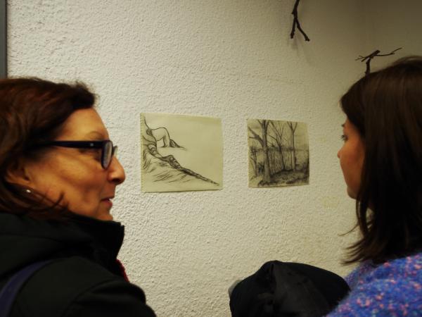 Muestra Visual