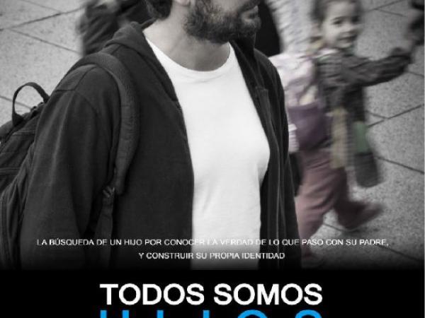 """Afiche """"Todos somos Hijos"""" Segunda Función Sábado 5 de Noviembre"""