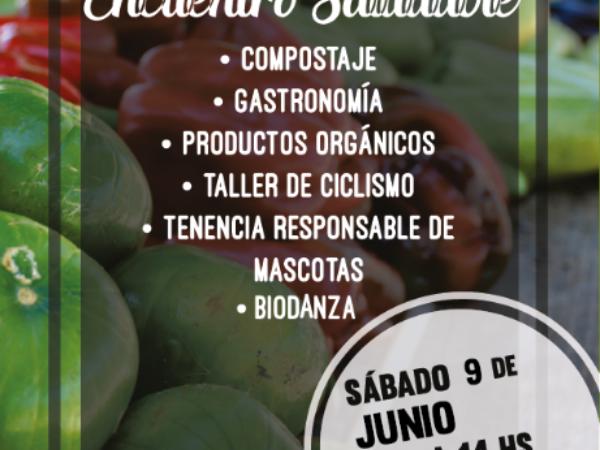 Espacio de Encuentro Saludable Junio 2018