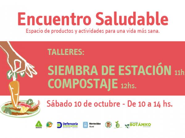 Encuentro Saludable Octubre 2020