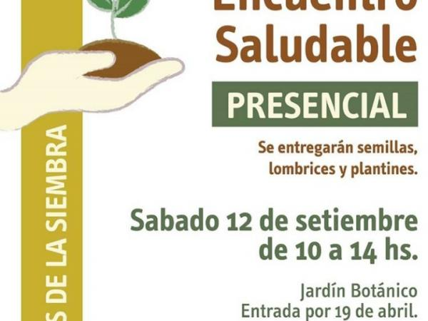 Espacio de Encuentro Saludable setiembre 2020