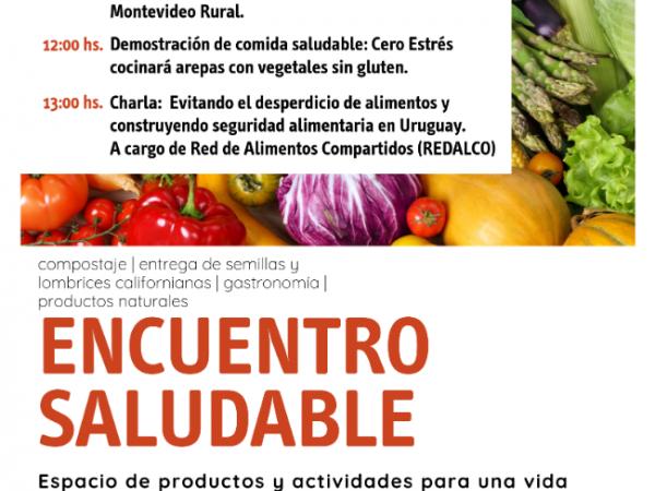 Espacio de Encuentro Saludable octubre 2019