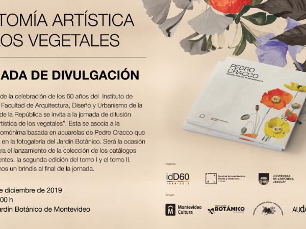 """Exposición """"Anatomía Artística de los Vegetales II"""""""