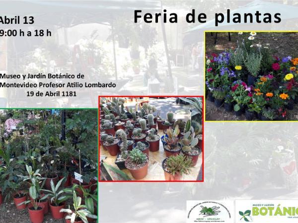 Feria de Plantas Abril 2019