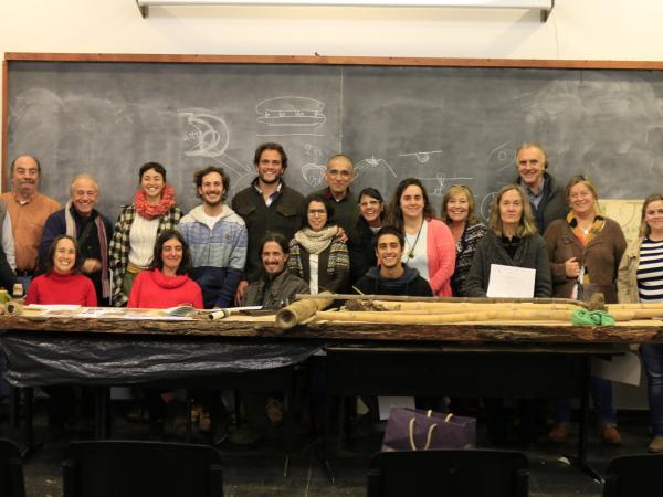 Participantes Curso Bambú 2018