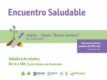 Encuentro Saludable octubre 2021