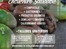 Espacio de Encuentro Saludable Agosto 2018