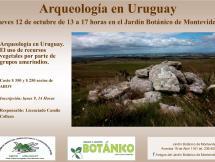 Curso de Arqueología de Uruguay