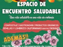 Espacio de Encuentro Saludable Noviembre 2018