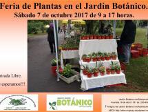 Feria de Plantas octubre 2017