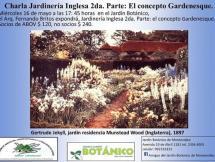 Charla de Jardinería Inglesa