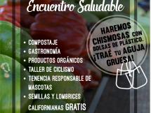 Espacio de Encuentro Saludable Julio 2018