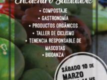 Afiche de Espacio de Encuentro Saludable