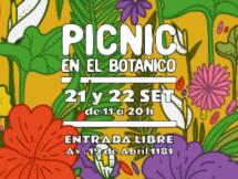 Pic Nic en el Botánico tercera edición
