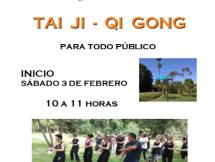 TAI JI - QI GONG